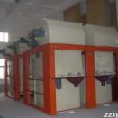 QFZ116x8x2双体式清理分级机