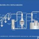 稻壳出仓、除杂及混合气力输送系统